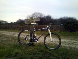 Scott Scale 29er Pro side on