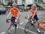 Sussex boys race in France