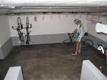 Bike storeage cellar
