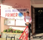 Phillippe at Hotel Primrose, Argeles