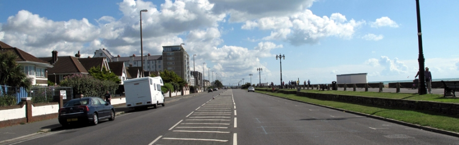 Car less Marine Parade