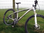 Early version of the Whyte 29er