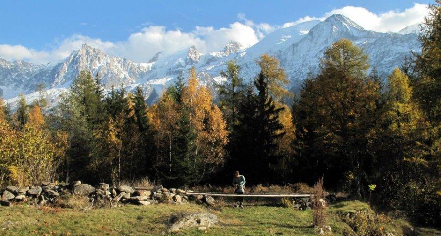 Chamonix view 1