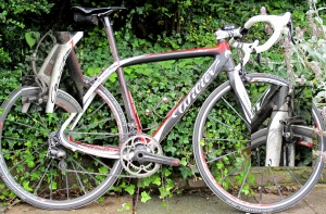 Wilier Cento 1 dirty