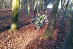 Whiteways hidden singletrack