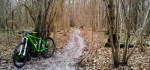 Perfect trail conditions