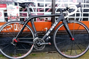 De Rosa Merak with Fulcrum Racing 1