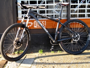 Whyte 909 trail demon