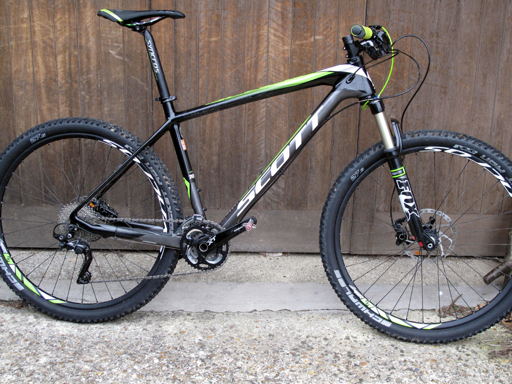 Scott Scale 720 review | Questadventure's Blog