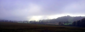 Mist over Findon