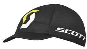 Scott classic cycling cap - Now I have everything!