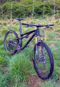 Scott Spark 700 ultimate bike