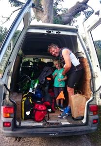 Dutch family rescue