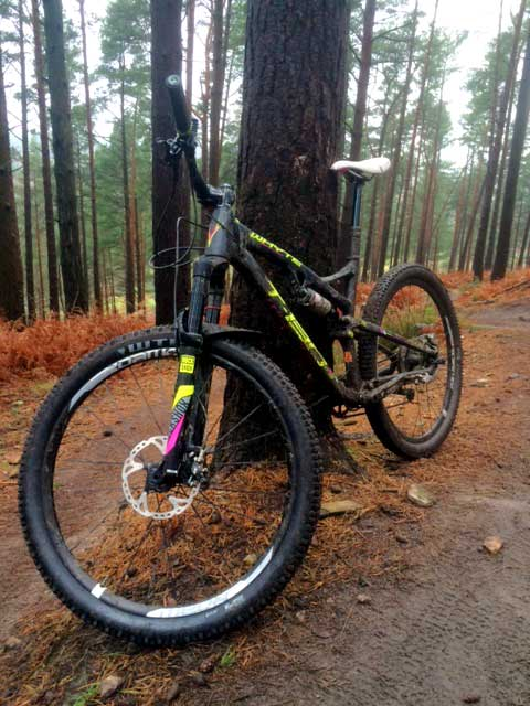 Whyte T-130 RS - Surrey Hills