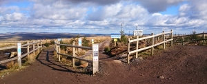 Bike Park Wales Trail heads