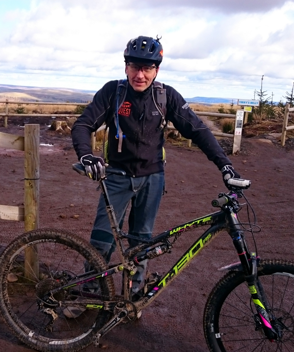 Whyte T-130 S Bike Park Wales